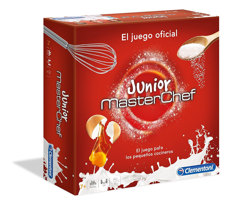 Comprar Master Chef Junior Juego De Mesa Mesadejuego Es