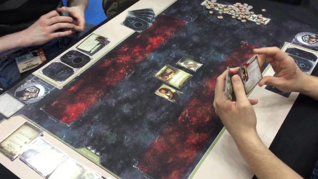 Arkham Horror juego cartas
