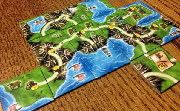 Comprar juego de mesa Isla de Skye