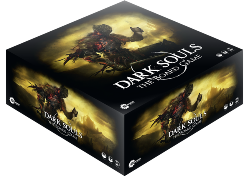 Dark Souls caja juego tablero
