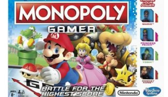 Monopoly Gamer Nintendo Mario