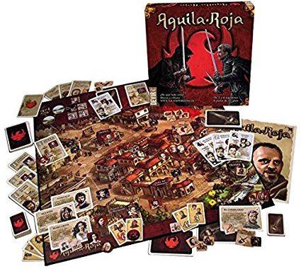 Aguila Roja juego de tablero