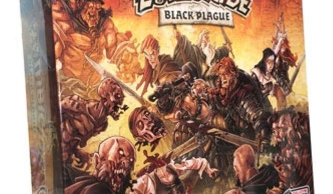 Zombicide Black Plague -Juego de mesa