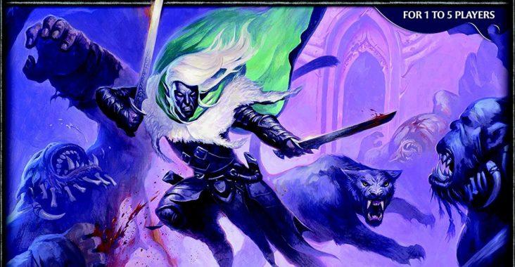 Dungeons and Dragons - la Leyenda de Drizzt (Dragones y Mazmorras)`Juego de MEsa