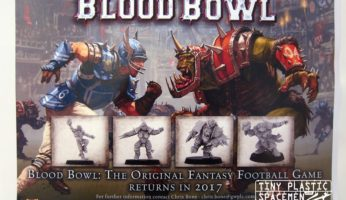Blood Blowl Juego de Mesa