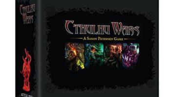 Cthutulu Wars Juego de Mesa