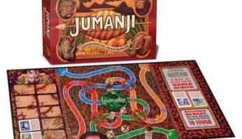 Jumanji - juego de mesa