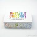 Unicornios Inestables Juego de Mesa